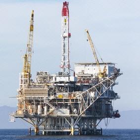 Arbeiten und jobben auf einer Nordsee Bohrinseln - Ölbohrinseln Nordsee und weltweit